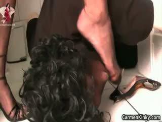 مقرف dude gets pissed في ad الشرجي مارس الجنس part4