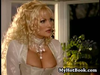 Stacy Valentine is a drop dead gorgeous cock slut