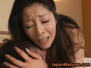 Ayane asakura ώριμος/η ιαπωνικό γυναίκα gets part1
