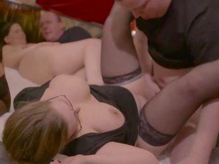 Iekšā a pieauguša amatieri swingers klubs, porno d2