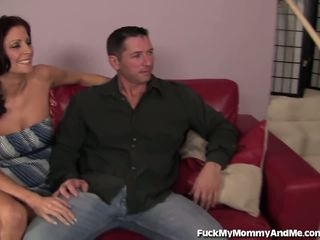 Mom Insists Daughter Gets Creampie
