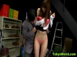 Orientálne prostitútka stripped a nahmatané