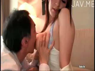 जापानी, बड़े स्तन, बच्चा