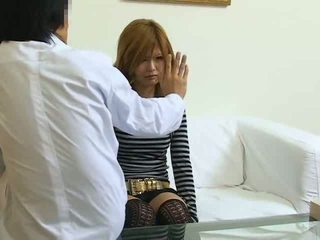 Hypnotized Japanese Girl Fucked