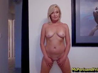 Ms باريس و لها الهاوي theater paying with pussy