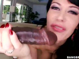 brunette, neuken, hardcore sex