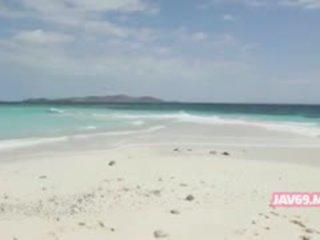 japanese, beach, softcore