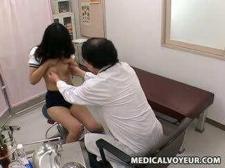 Schoolgirl Doctor Examination Sp.