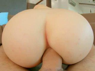 Big tits and butt Marina Visconti fucked
