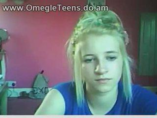 webcams, tiener