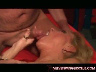 Velvet Swingers Club Private Gangbang Orgy Real Couples