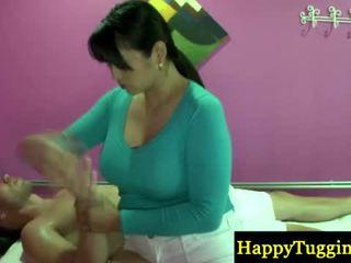 reality, massage, hidden cams
