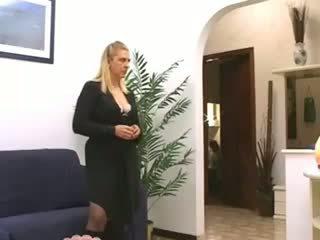 Ιταλικό γιαγιά analed, ελεύθερα μεγάλος βυζιά πορνό ba
