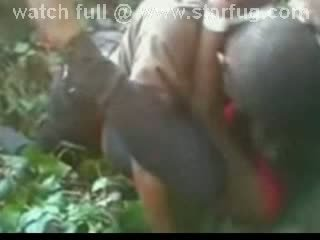 Forced fuck in forest