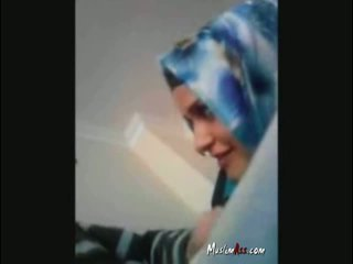 Hijab turque turban suçage bite