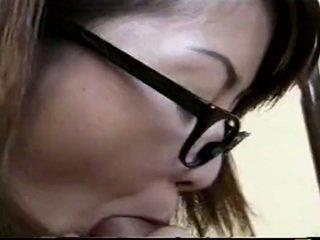 Japonesa profesora follando estudiante