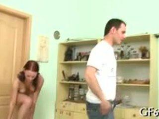 Robbing playgirl de dela inocente