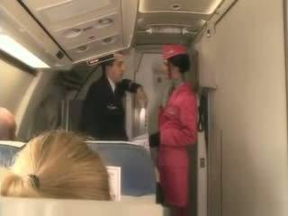 munnsex, stewardess, hardcore