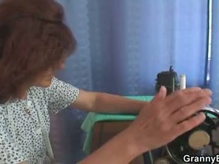 A ลูกค้า bangs เก่า sewing