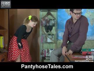 Super najlonke tales film s čudovito porno zvezde viola, jaclyn, marina