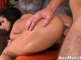 Sexy culo latina nena abella anderson anal follada vídeo