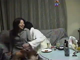 coreano, amador, asiático