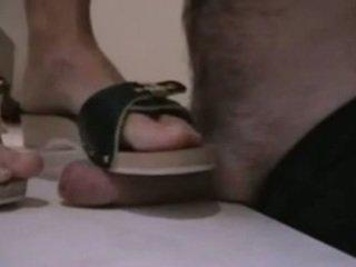 German Amateur shoejob in Berkemann s