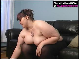 BBW And Red Wine. You Know What Happenes After To That Plump 1