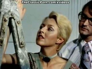 Juliet anderson, john holmes, jamie gillis în clasic la dracu clip