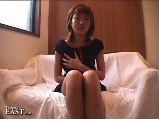 Uncensored japānieši solo meitene masturbation