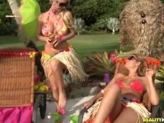 ハワイの lesbos