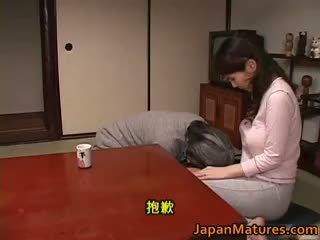 Juri yamaguchi אסייתי מודל gives part6