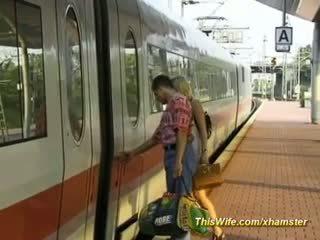 اللعنة في ال قطار