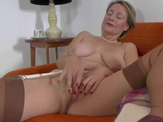 The Mature Lady Next Door, Free Stockings Porn 6a