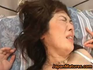 Eri nakata japans rijpere dame engages part4