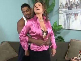 anal, big cock, interracial