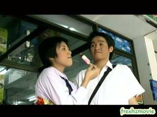 Thajské - test láska