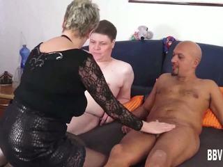 Allemand vieille baise two dicks, gratuit allemand baise hd porno e5