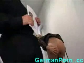 Housewife anal office