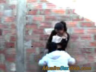 Arabské dievča fucked von
