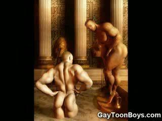 3d gespierd homo males!