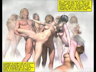 3d tegneserie verden av neverquest 4