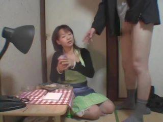Japanese Handjob Punishment for Shoplifting: Free Porn 5d