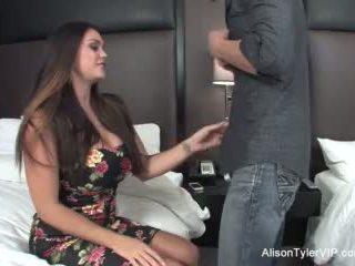 Alison tyler fucks son ami