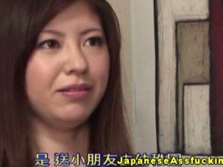 亚洲人 摩洛伊斯兰解放阵线 gets 救命 同 她的 肛交 珠