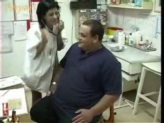 Doktori i rritur arab israel jew pidh qij shtëpi i bërë amatore video