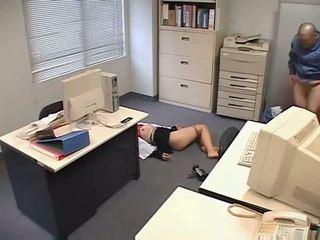 フェラチオ, セックス, オフィス