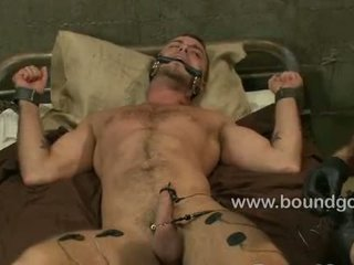 Spencer likes it rough with slave Jessie