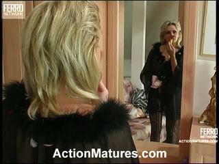 Agatha और rolf leggy mamma इनसाइड कार्रवाई