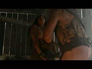 Katrina likums karstās bumbulīši uz nude/sex ainas